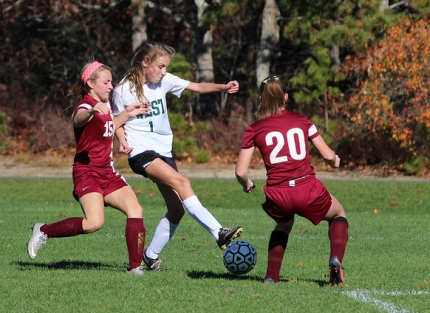Sturgis West v. Carver Girls Soccer1