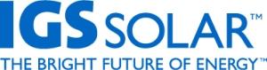IGS solar logo
