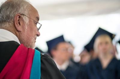 Eric Hieser - Graduation 2013