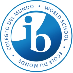 IB-world school logo