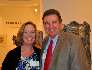 Jessica and Tom Lynch