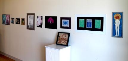 Amanda Sullivan Exhibition