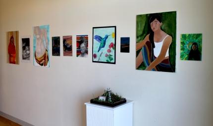 Georgina Duffy Hetzel Exhibition