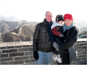 Great Wall of China, 2008
