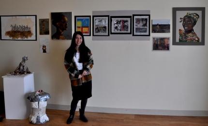 Isabella Luff Exhibition