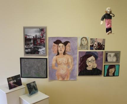 Kassie Hyde Exhibition