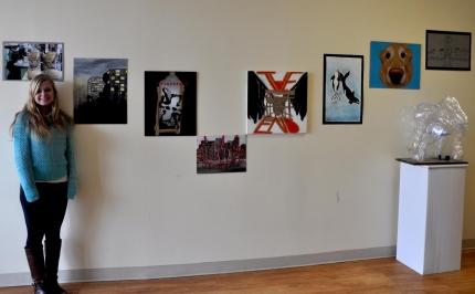 Meghan Clancy Exhibition