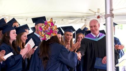 Principal Patrick O'Kane - Sturgis East Graduation 2016