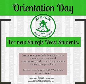 West Orientation