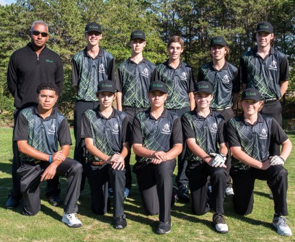 west-golf-team