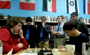 Champion Chess Team