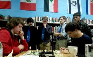 Champion Chess Team